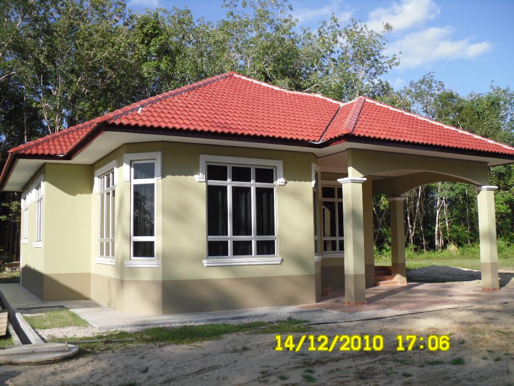 Bina Banglo Diatas Tanah Anda Sendiri