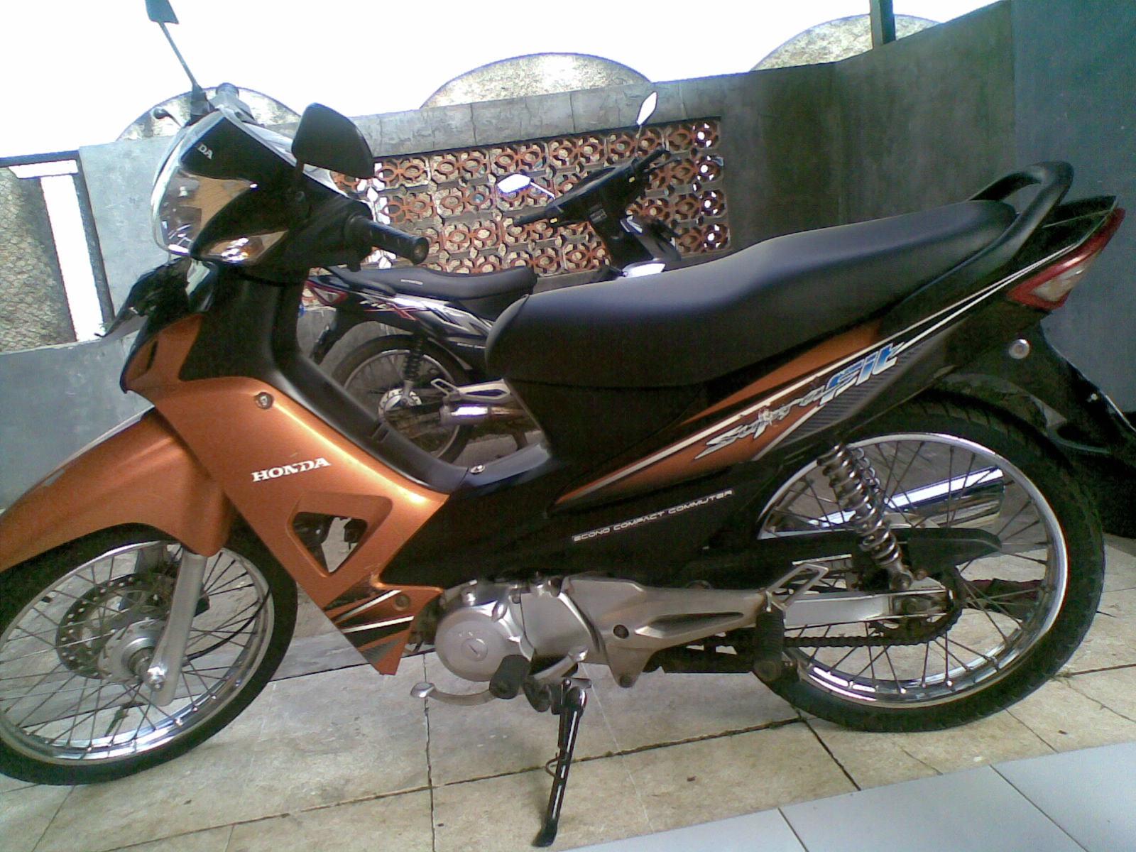 Harga Motor Bekas Honda 141110