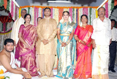 Actress Meena Marriage With Vidhyasagar