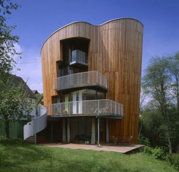 Dream Home Design Ideas: Telugu Cinema News: Unusual Houses