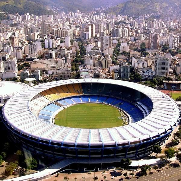 'Fly Above The Rest': Amazing Stadium