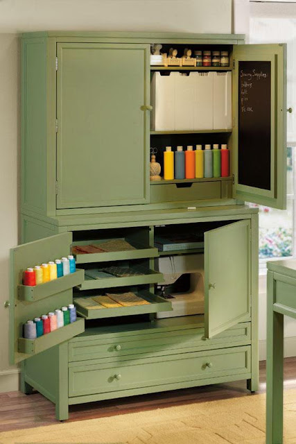 Martha Teamed Up With Home Decorators Collection To Create A Great Selection Of Craft Storage Furniture Thought These Would Make Interesting Plans