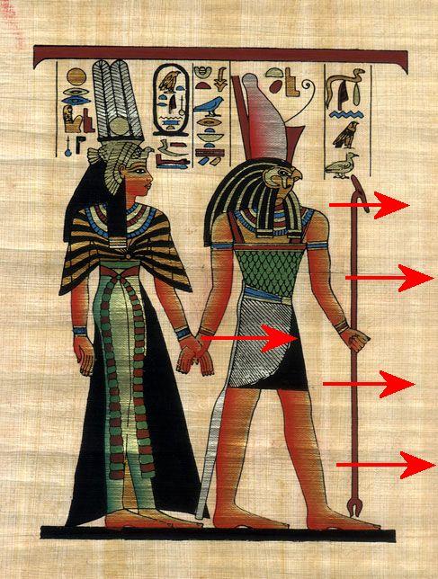 Ägypten Kleidung
