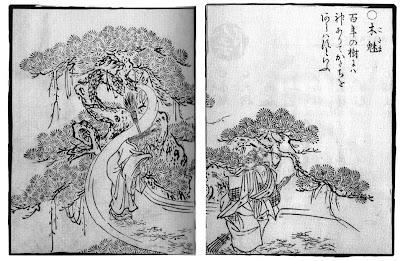 Японская мифология SekienKodama