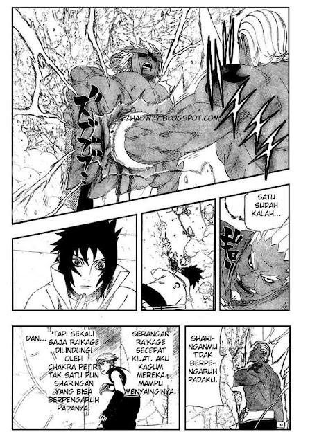 03 Naruto 462   Jalan Hidup Sasuke