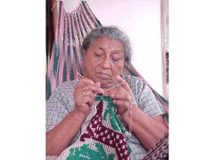 Artesana Guayu o Wayuu