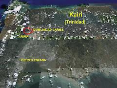 Comunidad  Caribe en  Arima, Kairi (Trinidad)