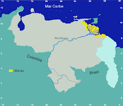 Delta  del  Orinoco - Territorio  Guarao