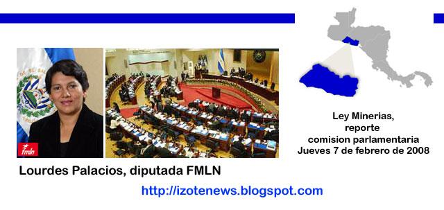 Reportes Ley Minerias