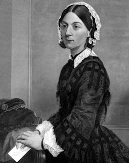 Florence Nightingale was described as an invalid