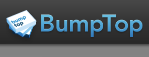 bump top desktop 3d