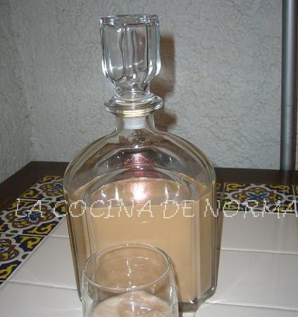 LICOR DE BAILEYS (CREMA DE CAFE)