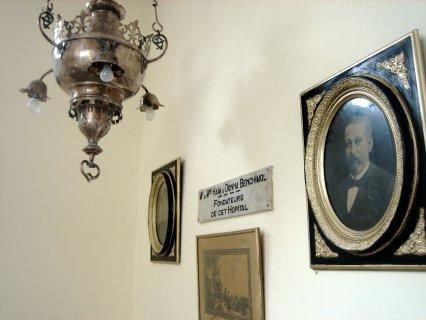 interieur synagogue maroc