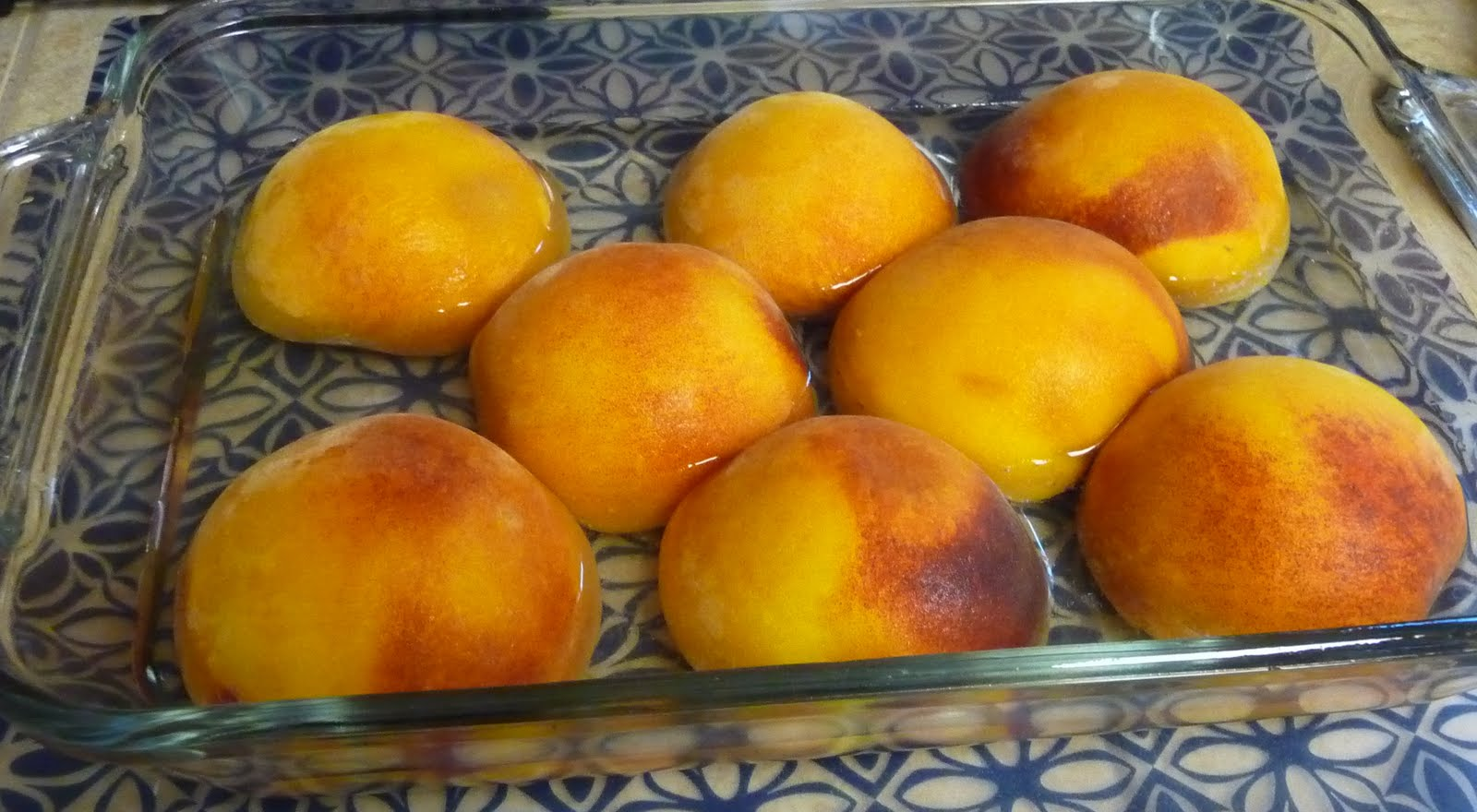 How To Freeze Peaches For Baby Food