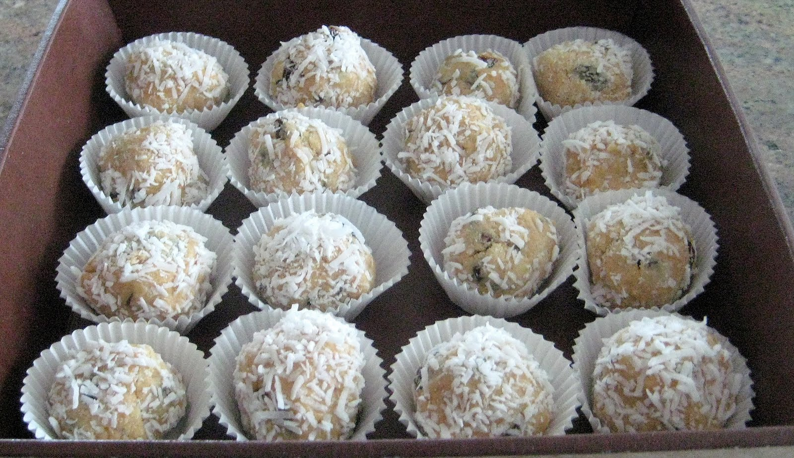 Equal Opportunity Kitchen: Peanut Butter Snowballs