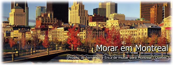 Morar em Montreal