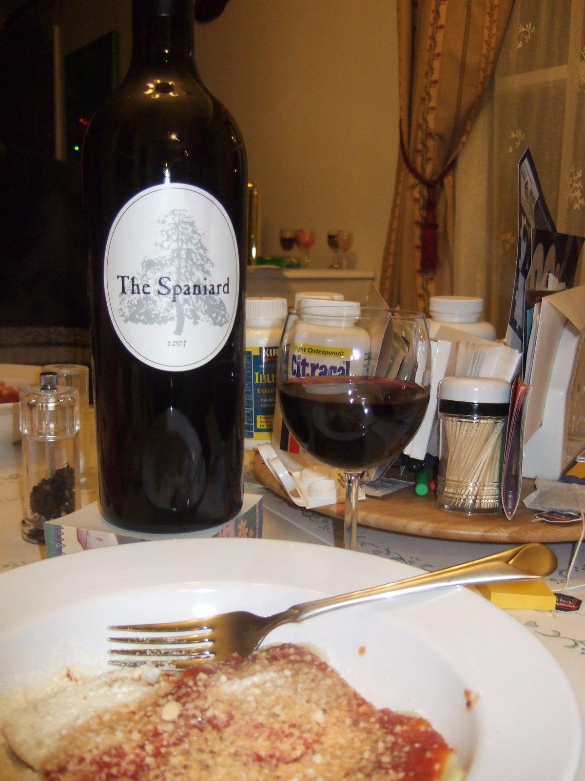 Spaniard Invades!   Wannabe Wino Wine Blog