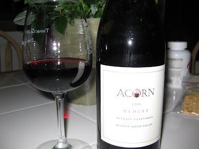 And the Kitchen Sink | Wannabe Wino Wine Blog