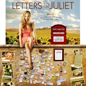 Letters to Juliet : Simple and Touching Movie