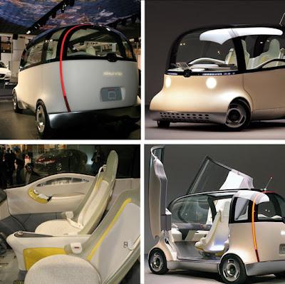 2008 Honda Puyo Concept Car Pictures