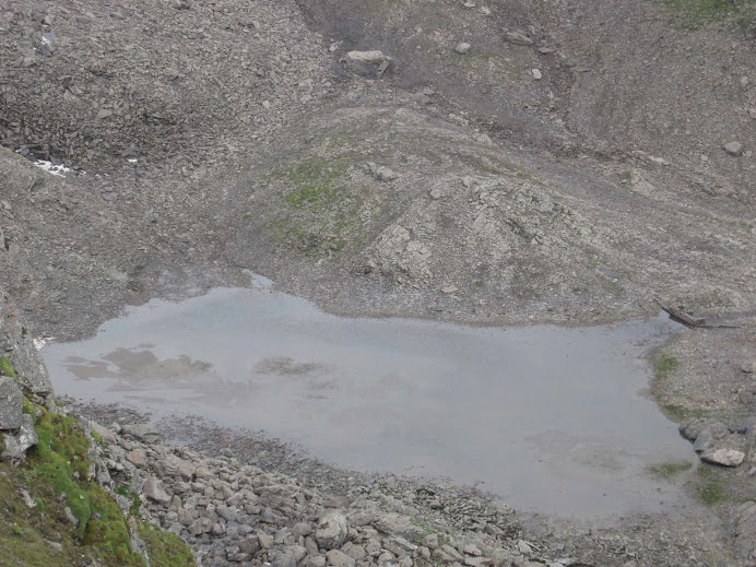 Sacred Parwati Lake