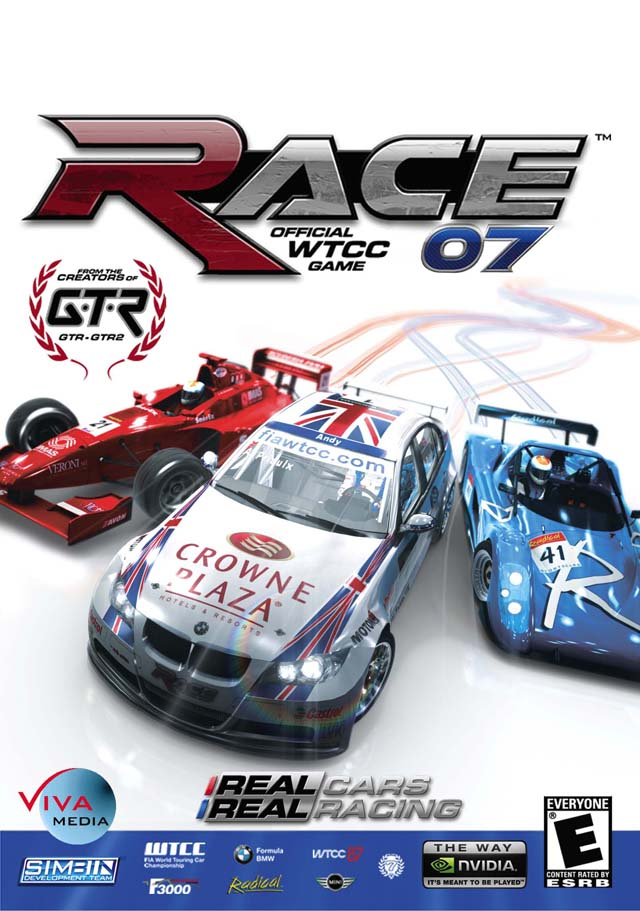 race 07 the wtcc game 5 28 gb race 07 the official wtcc game features