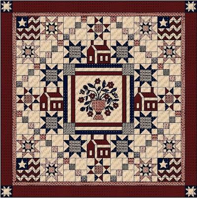 Free Americana Quilt Patterns Lena Patterns