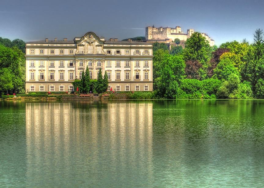 Salzburg SchloГџ
