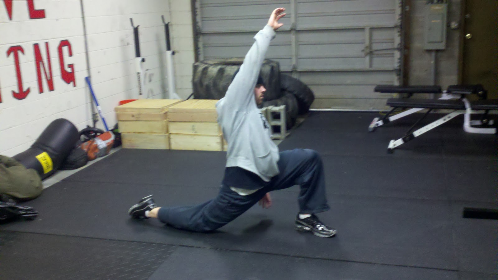 satisfactory exercise to construct hip flexors