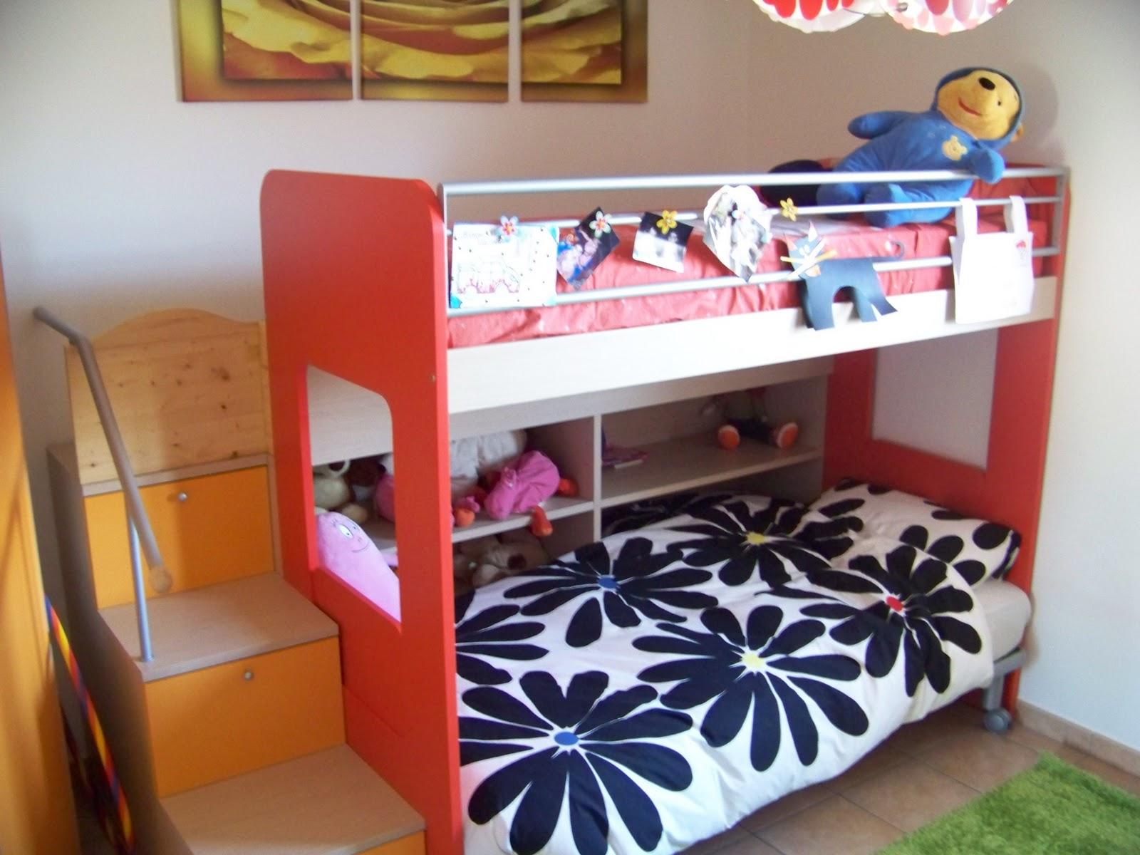 Mamma giochiamo una stanza per giocare la camera dei bimbi - Letti bimbi ikea ...