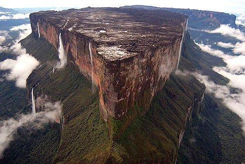 Gunung Mount Roraima