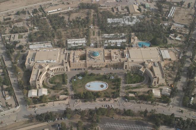 Palace Baghdad Iraq 2004/2005