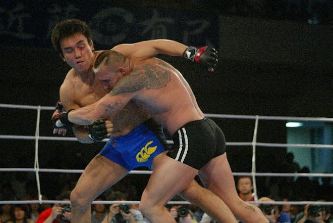 Pancrase Japan vs Yuki Kondo