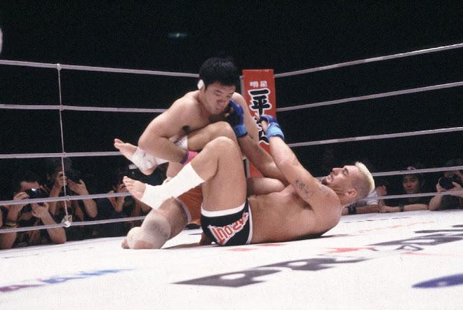 Pride 11 Japan
