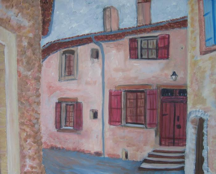 La Maison d'Albert Camus, Lourmarin, France