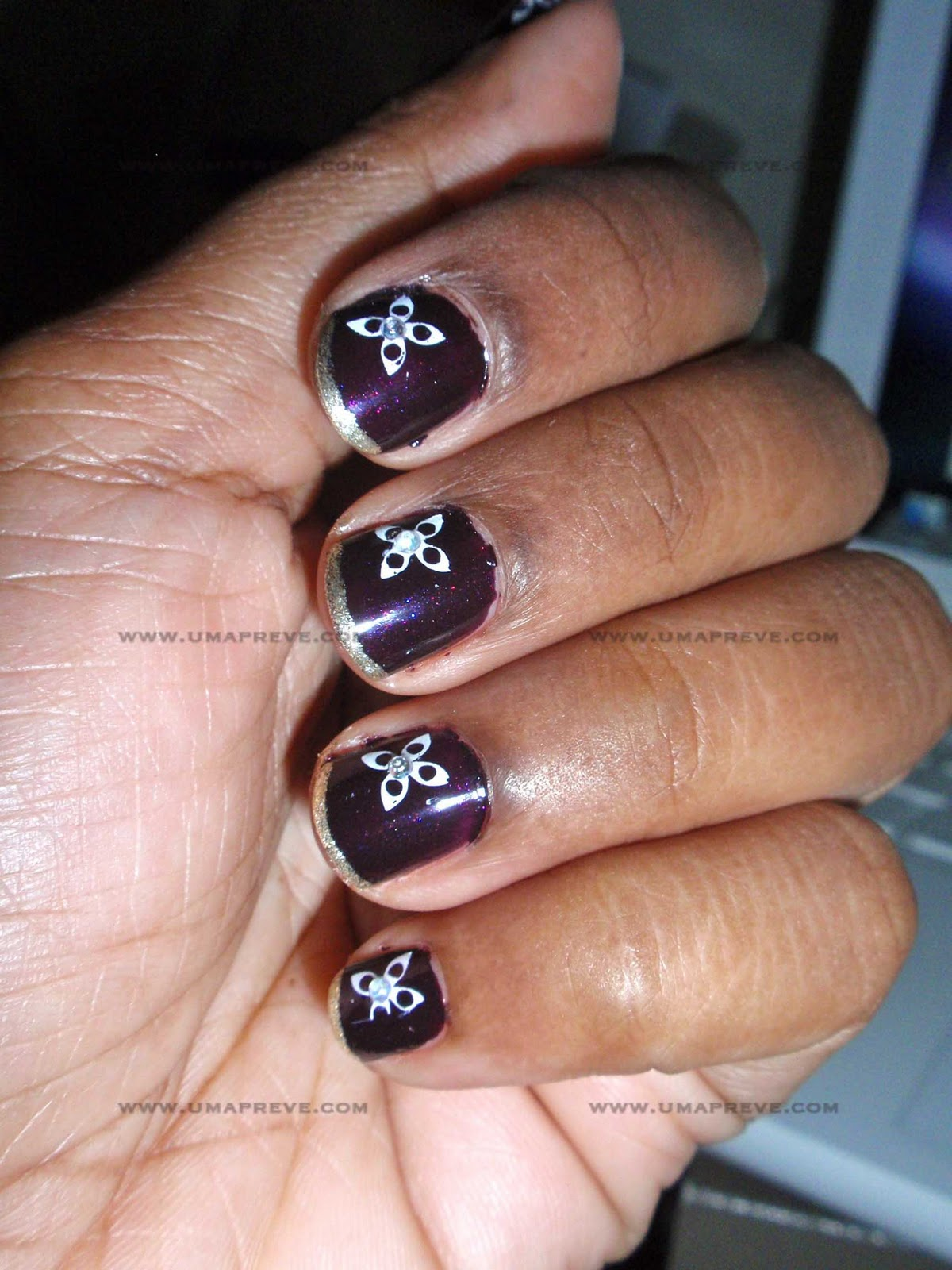My Nail Polish Obsession My Birthday Nails: UmaMakeupHDTV: My Nail Interest: Konad Nail Art & Gel Nails
