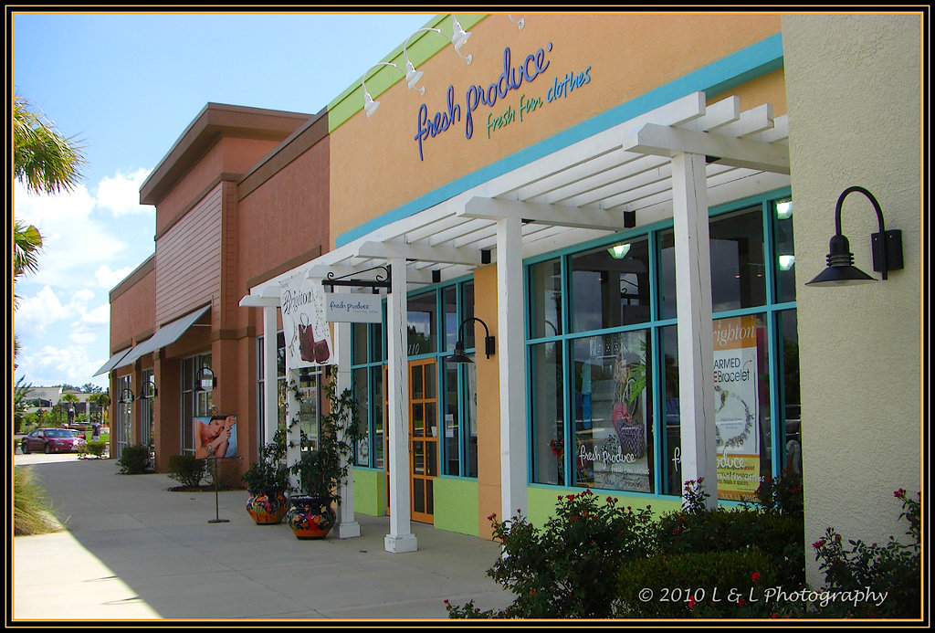 Fresh Produce Clothing Stores In Florida