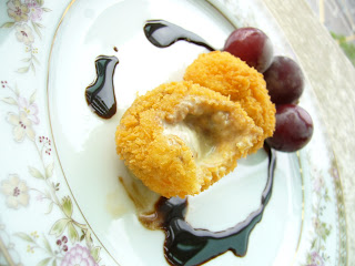 Resep Es Krim Goreng Choco Brownies Coklat Dengan Roti Tawar Kriuk Enak Untuk Dijual di Bandung