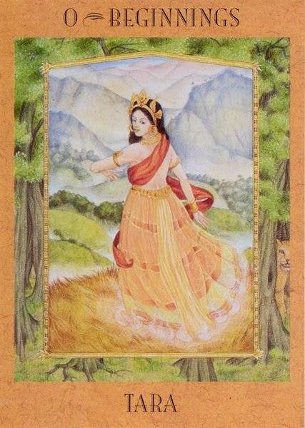 LIZZIE'S LOGIC: Deck Review- The Goddess Tarot