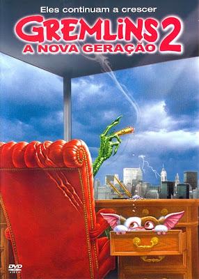 Gremlins+2+ +A+Nova+Gera%C3%A7%C3%A3o Download Gremlins 2: A Nova Geração   DVDRip Dual Áudio Download Filmes Grátis