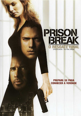 Prison Break: O Resgate Final - DVDRip Dual Áudio