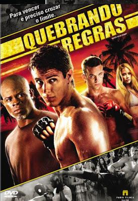 Quebrando Regras - DVDRip Dublado