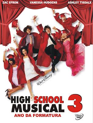 High School Musical 3: Ano da Formatura - DVDRip Dual Áudio