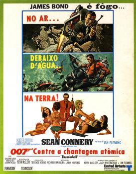 007 Contra a Chantagem Atômica - DVDRip Dual Áudio