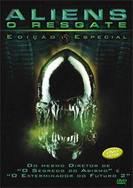 Aliens 2: O Resgate - DVDRip Dual Áudio