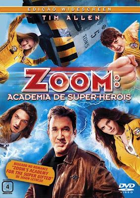 Zoom: Academia de Super-Heróis - DVDRip Dual Áudio