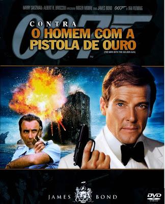 007 Contra o Homem com a Pistola de Ouro - DVDRip Dual Áudio