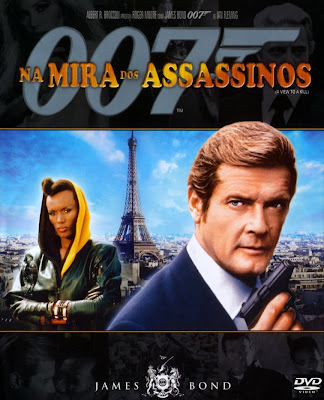 007 Na Mira dos Assassinos - DVDRip Dual Áudio