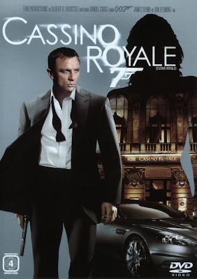 007: Cassino Royale - DVDRip Dual Áudio