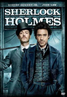 Sherlock Holmes - DVDRip Dual Áudio